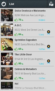 Citysearch- screenshot thumbnail
