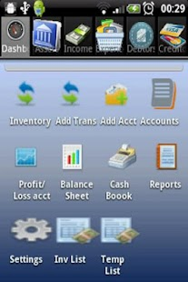 AZZURRA Financial Accounting - screenshot thumbnail