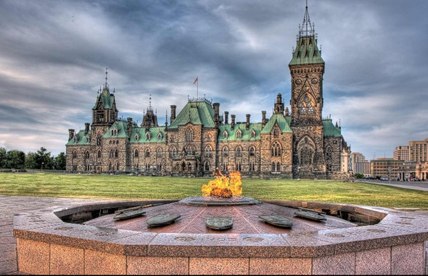 HDR Historic Architecture Photography from Ottawa