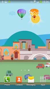 玩免費個人化APP|下載卡通城市動態壁紙 app不用錢|硬是要APP
