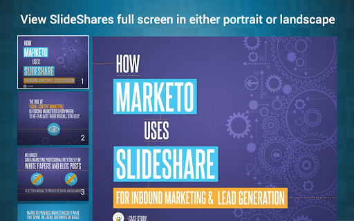 LinkedIn SlideShare for PC