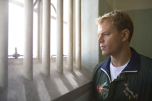 Matt Damon as Francois Pienaar in Invictus