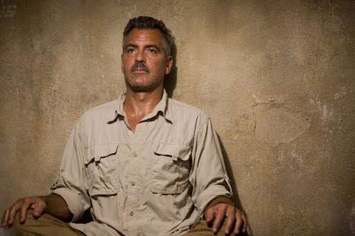 George Clooney is Lyn Cassady
