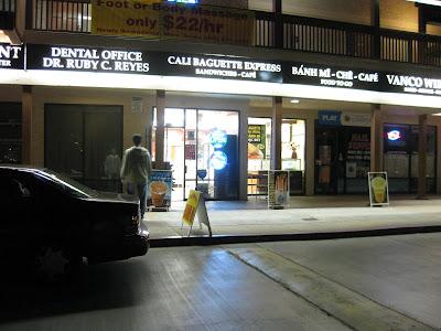 Cali Baguette Express