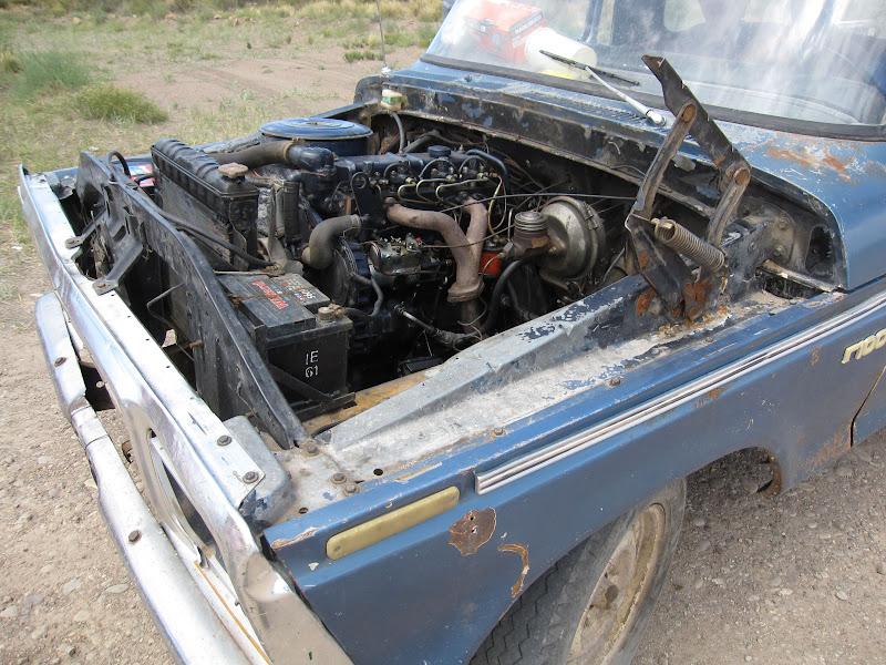 Best diesel engine for SHTF BOV - AR15 COM