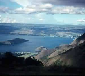 Toba, World's Largest Volcanic Lake