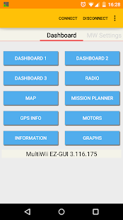 EZ-GUI Ground Station- screenshot thumbnail