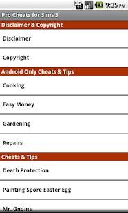 玩免費書籍APP|下載Pro Cheats - Sims 3 Edition app不用錢|硬是要APP