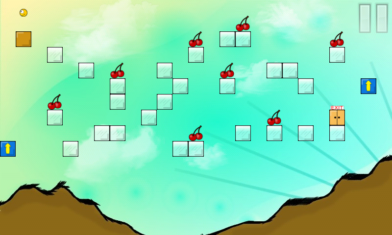 Cherry BouncyBall- screenshot