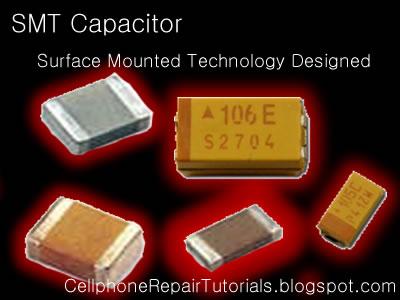 SMD Capacitor ~ Free CellPhone Repair Tutorials