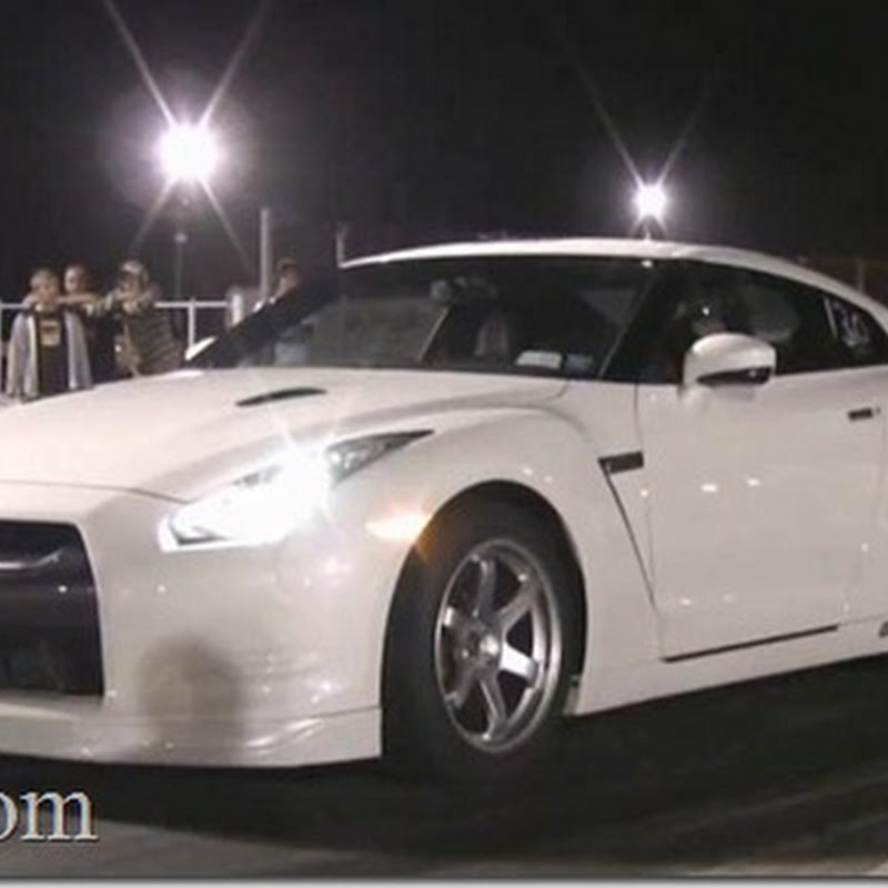 First 9 Second R35 GT-R : AMS