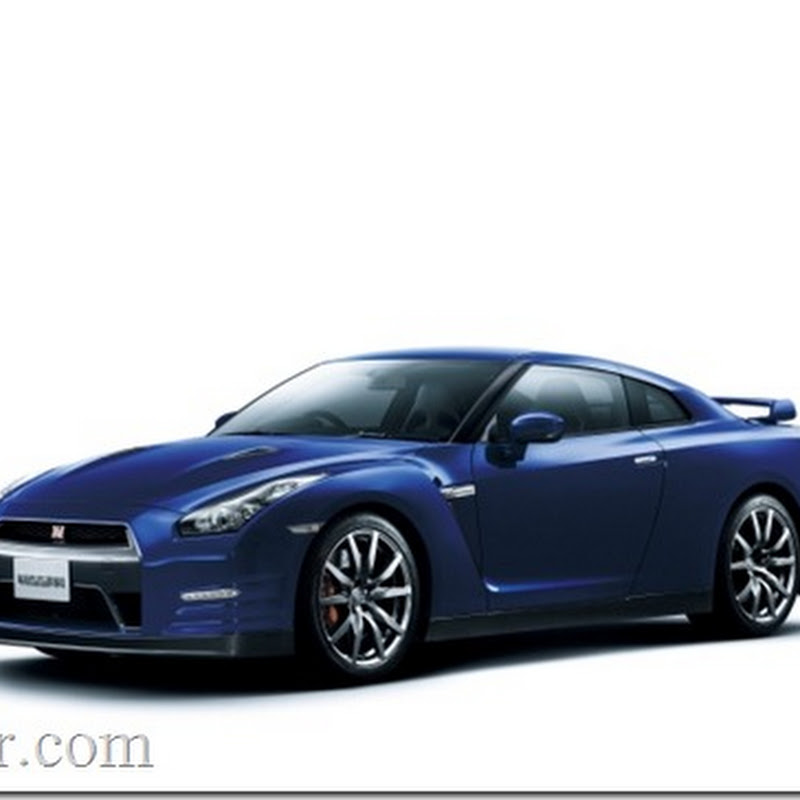 2012 Nissan GT-R Official Pictures Including Egoist