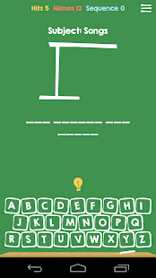 Hangman with Hints - Free- screenshot thumbnail
