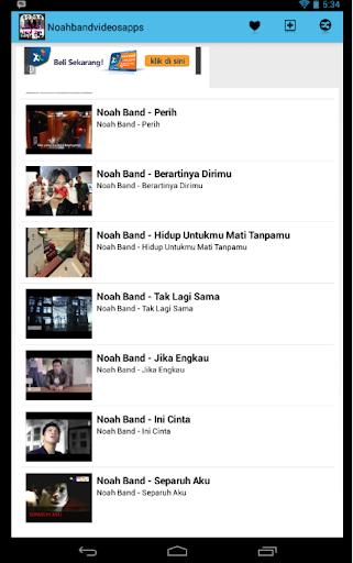 Noah Band Videos Apps