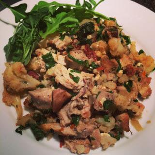 Mediterranean Mock Orzo Casserole Recipe