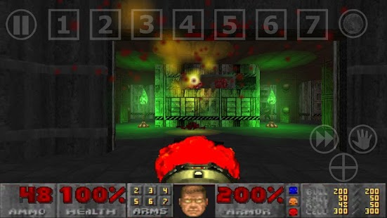 Doom GLES - screenshot thumbnail