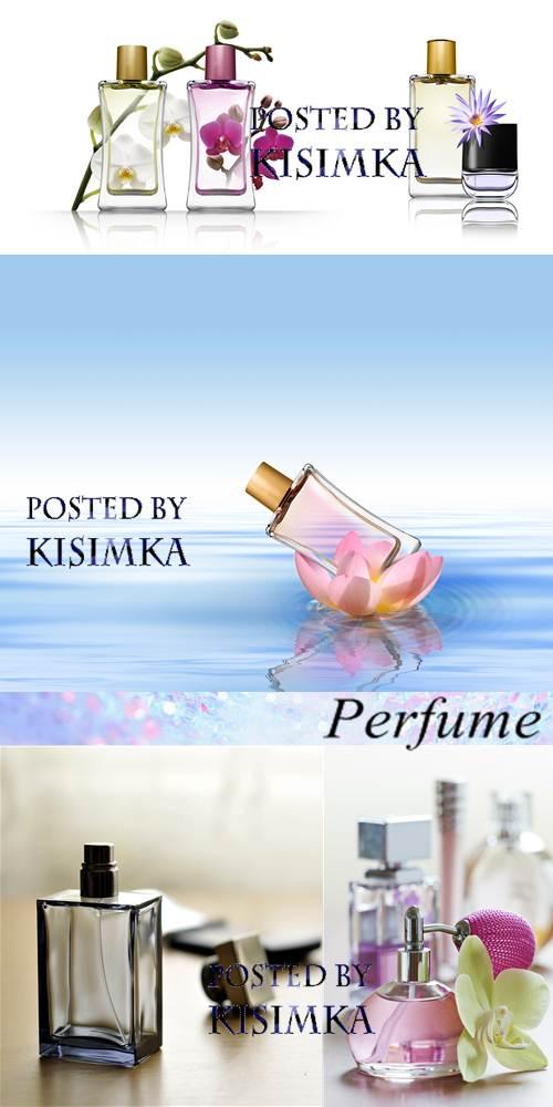 Stock Photo: Perfume