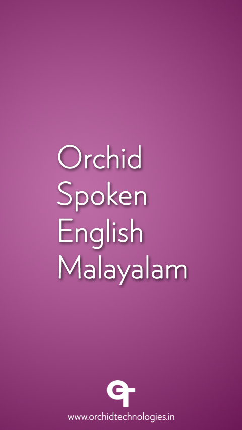 Spoken English Malayalam- screenshot