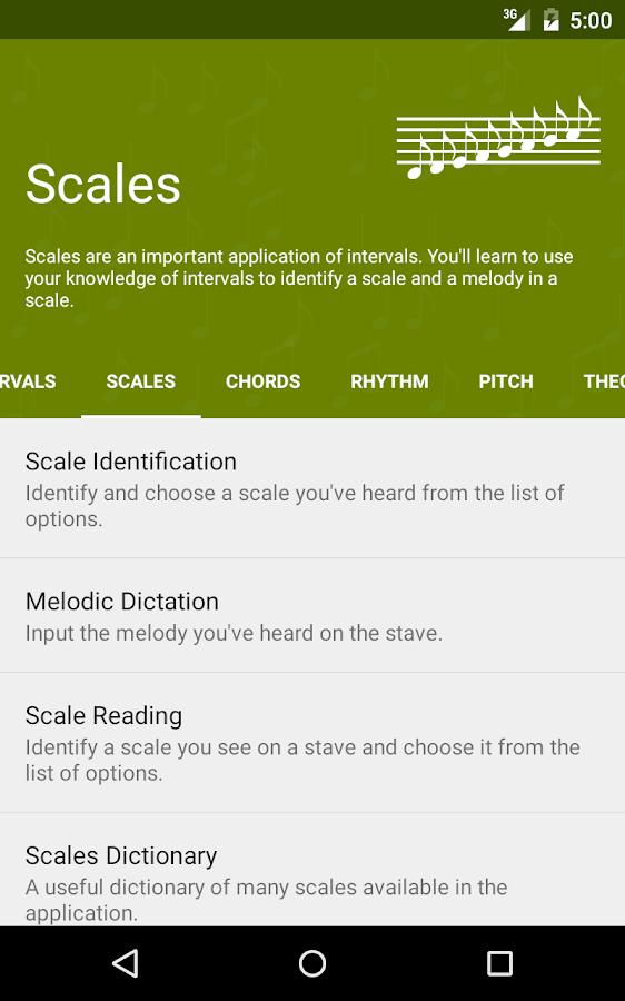 Perfect Ear 2- screenshot