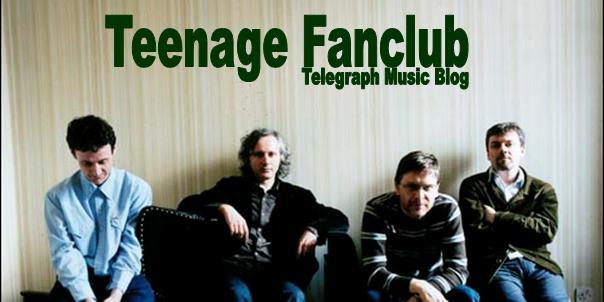 Teenage Fanclub, sólo música fluyendo