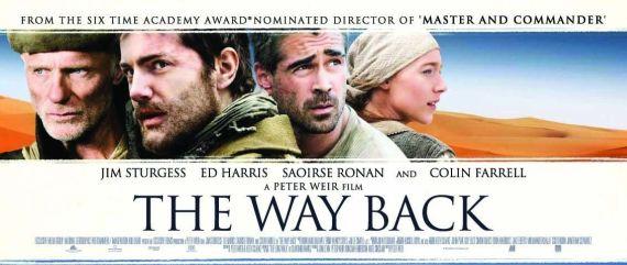 The way back, vuelve la épica a las pantallas
