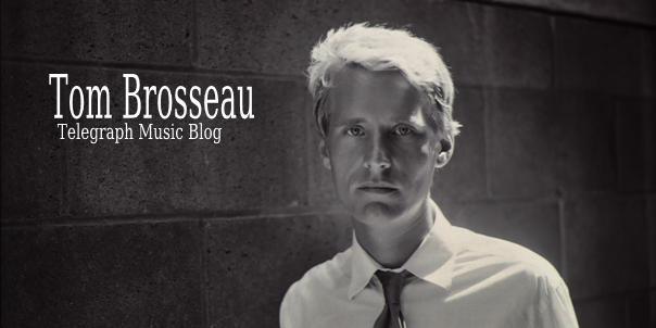 Un cuentahistorias llamado Tom Brosseau