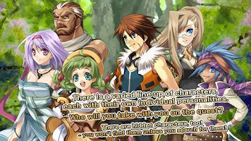 Screenshot of RPG Grinsia