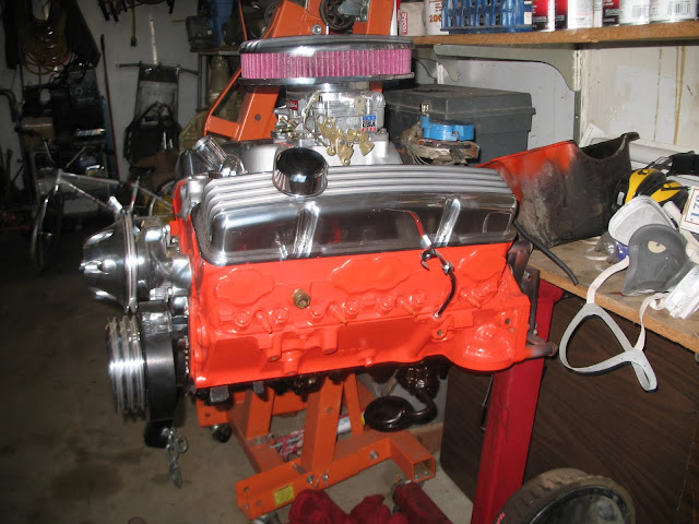 Can I Use My 283 Flywheel On My New 350 Trifivecom 1955 Chevy