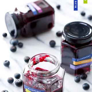 Blueberry Jam, 3 Ways