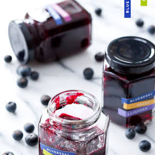 Blueberry Jam, 3 Ways.