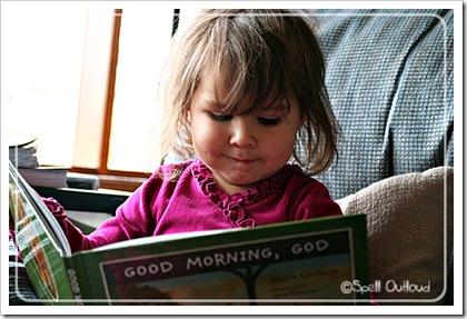 Good Morning, God by Davis Carman