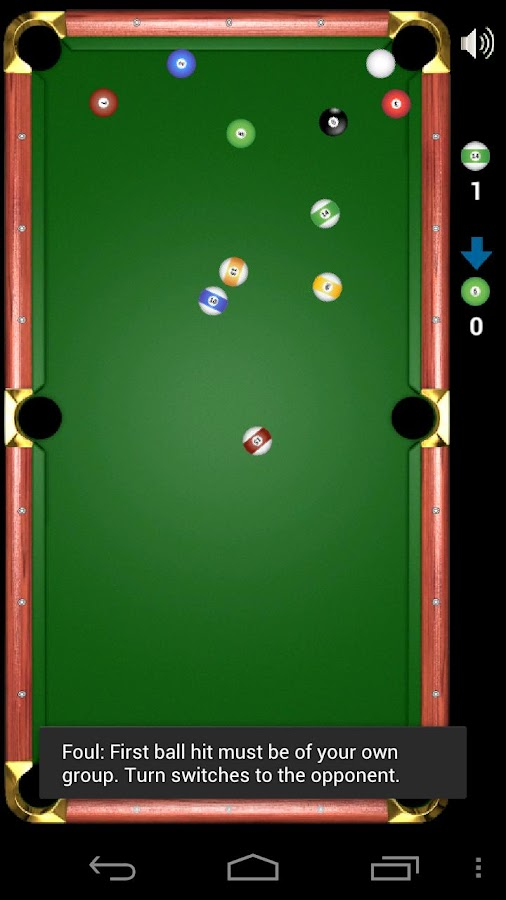 Pool HD - screenshot