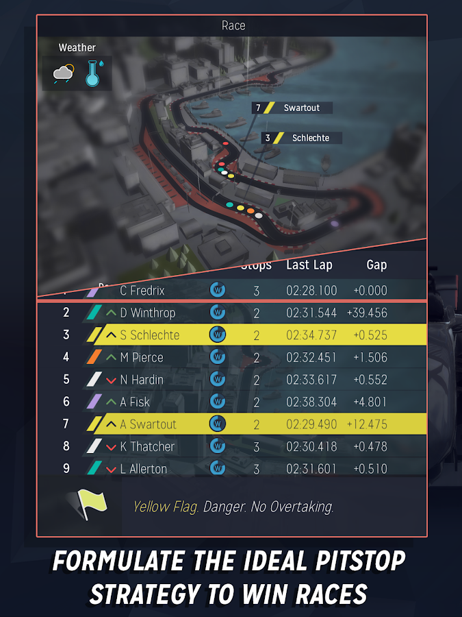 Motorsport Manager - screenshot