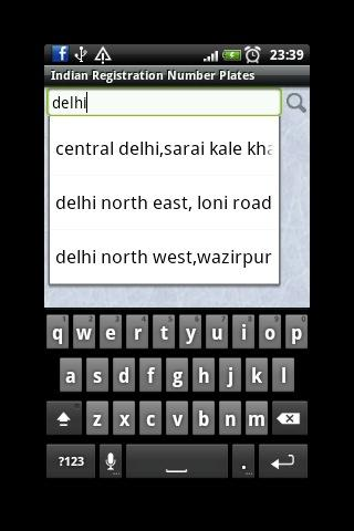 Number Plates India Checker- screenshot