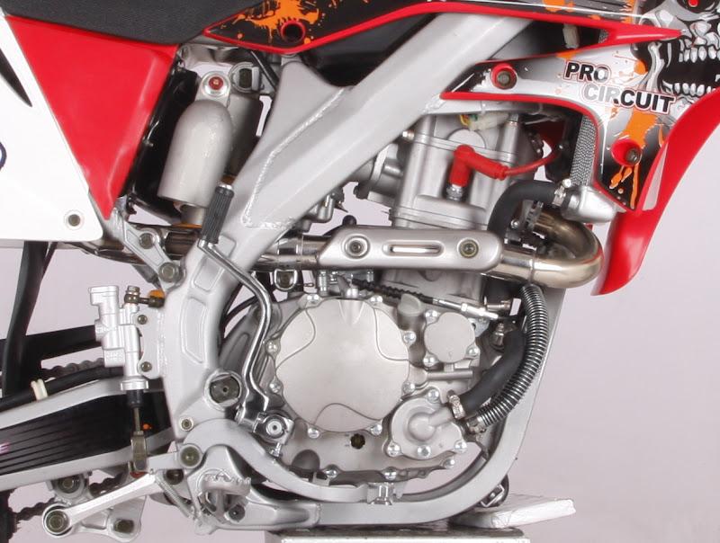 250cc Crossfire XZ250R 250cc Dirt Bike OHC Watercooled XZ250RR