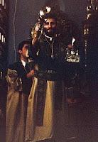 An Armenian Orthodox Deacon with Censer