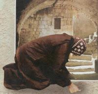 Coptic Orthodox Monk