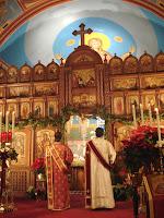 Romanian Orthodox Liturgy