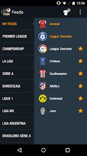 90min - The Football News App - screenshot thumbnail