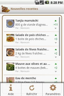 Cuisine marocaine premium android apps on google play for Cuisine google translate