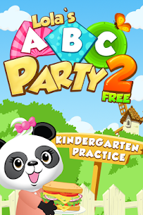 Lola's ABC Party 2 FREE - screenshot thumbnail