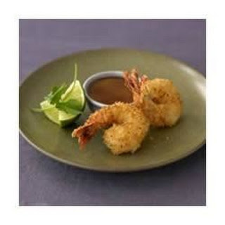 Crunchy Fried Shrimp.