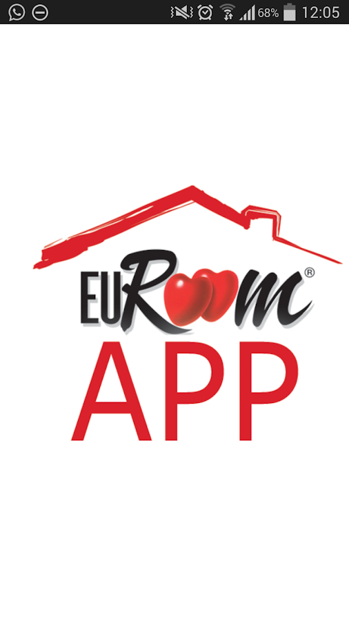 EuromApp- screenshot