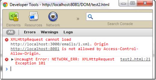 Javascript Access Control Allow Origin Htaccess