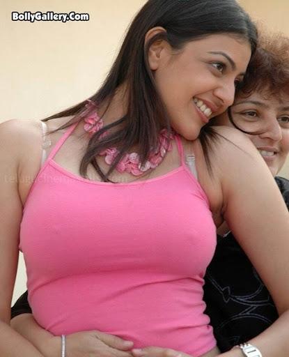 Kajal agarwal sexy boobs