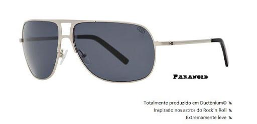 Óculos HB de Sol Unissex Paranoid 09b8fa4d39