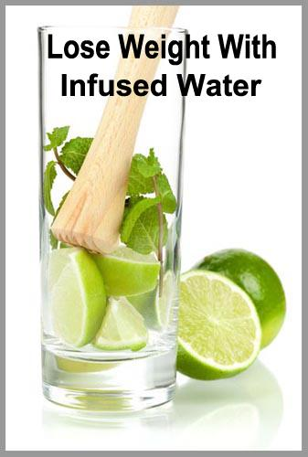 how to make infused water for weight loss
