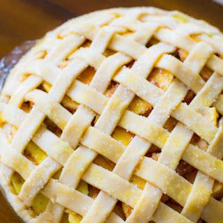 Homemade Pie Crust. Recipe