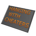 Hanging With Cheaters Free logo