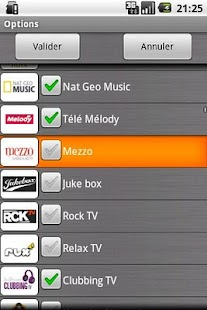 Freebox Control - Telecommande- screenshot thumbnail
